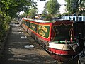 Narrowboat on the Grand Union Canal, Paddington Branch - geograph.org.uk - 1495373.jpg