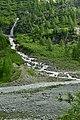 Nationalpark Hohe Tauern - Gletscherweg Innergschlöß - 63 - Mündung des Schlatenbachs in den Gschlössbach.jpg