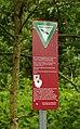 Naturschutzgebiet Neuenkirchener Moor Informationsschild 01.JPG