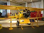 Naval Aircraft Factory N3N Yellow Peril Front View.JPG