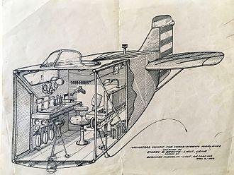 Navigator - Navigators cockpit 1928