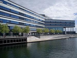 Aarhus School of Marine and Technical Engineering - Navitas in Aarhus