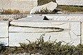 Naxos Νάξος Chora 2020-08-20 16 Portara Πορτάρα naxian marble.jpg
