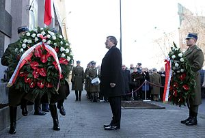 "Anti-communist resistance in Poland (1944–46) - National Day of Remembrance of the ""Cursed Soldiers"" commemorations in 2011"