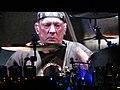 Neil Peart's drum solo (5902037285).jpg