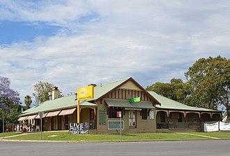 Nemingha, New South Wales - Nemingha Tavern, 2017