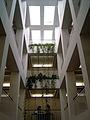 Neubau der Badischen Landesbibliothek in Karlsruhe, Architekt Oswald Mathias Ungers.jpg
