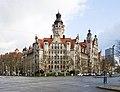 Neues Rathaus Leipzig Süd-West-Fassade 2013.jpg