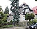Neuruppin Fontanestraße 3 Villa mit Einfriedung.JPG