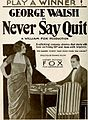 Never Say Quit (1919) - Ad 1.jpg