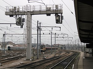 Gare de Nevers - Image: Nevers gare 3