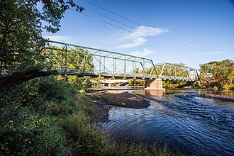 Raritan, New Jersey - Nevius Street Bridge