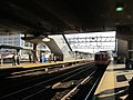 New Haven Line train leaving Stamford station, May 2013.JPG