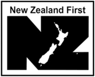 New Zealand First - Original party logo (1993–2017)