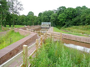 Monmouth New Hydro Scheme - Osbaston Weir
