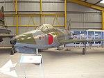 Newark Air Museum, Supermarine Swift FR.5 (4228415233).jpg