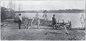 Newburgh Raid - Image: Newburgh stovepipe