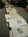 Newspaper clippings shelftop (right) (3820938639).jpg