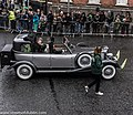 Nicky Byrne, acted as Grand Marshal for this year's St. Patrick's Festival Parade (2013) (8565119359).jpg