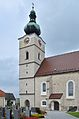 Niederneukirchen Pfarrkirche Südseite.jpg