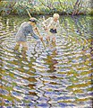 Nikolai Bogdanov-Belsky - Young boys fishing for minnows.jpg