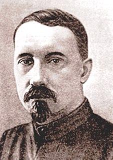 Nikolai Podvoisky Russian revolutionary