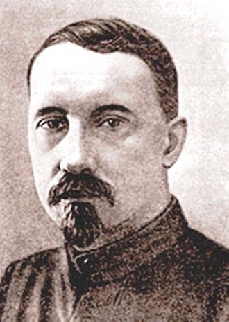 Minister of Defence (Soviet Union) - Image: Nikolay Ilyich Podvoisky