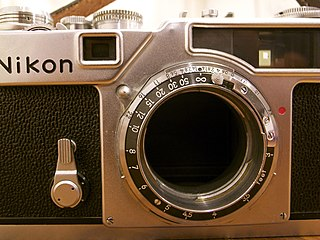 Nikon S-mount 35mm lens mount