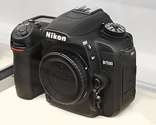 Nikon D7500 Digital single-lens reflex camera