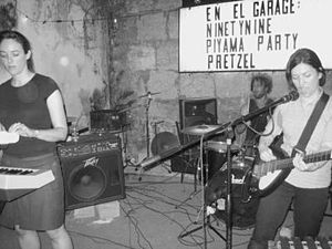 Ninetynine - Ninetynine Performing in Mexico 2007