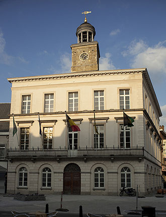 Ninove - Ninove old town hall