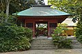Nio-mon Gate (Gate of Deva) of Ayumizaki-kannon temple.jpg