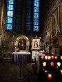 Noel 2018 à Notre Dame chapelle et bougies.jpg