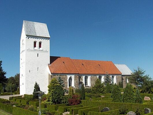 Nørre Tranders Kirke