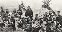 Nordische Sami Lavvu 1900-1920.jpg