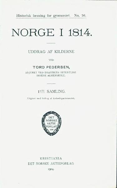 File:Norge i 1814, 1.djvu