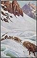 Norges flagg plantet paa Sydpolen. Slædefeærden mot Sydpolen - Høsten 1911 (12114199475).jpg