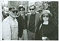 Norman Jewison, Charlie Matthau and Walter Matthau at the CFC BBQ. (48198888076).jpg