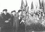 Norodom Sihanouk and Zhou Enlai in Beijing Capital Airport.jpg