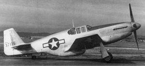 Le North American P51 Mustang, l'un des avions les plus célèbres de la Seconde Guerre mondiale