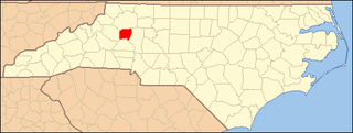 National Register of Historic Places listings in Alexander County, North Carolina Wikimedia list article