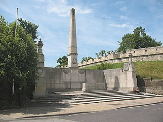 BRB (Residuary) Limited - The North Eastern Railway War Memorial in York was the responsibility of BRB (Residuary)