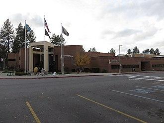 North Idaho College - Image: North Idaho College Student Union 2018