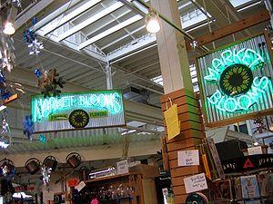 North Market - Image: North market blooms