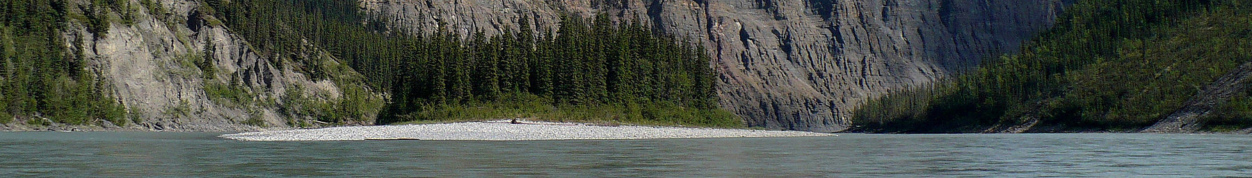 Third Canyon, Nahanni National Park Reserve