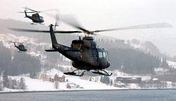 Bell 412s