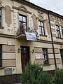 Nowy Sącz, budynek administracyjny PKP, pocz. XX 03.JPG