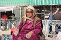 Nukus, saleswoman at Nukus Bazaar (6226246025).jpg