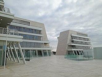 University of Rome Tor Vergata - Image: Nuovorettorato