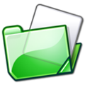 Nuvola filesystems folder green.png